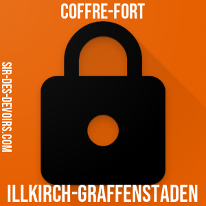 Coffre-fort Illkirch-Graffenstaden